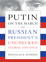 Putin on the March