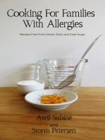 Cooking For Families With Allergies