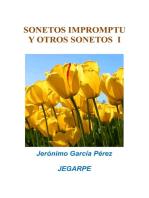 Sonetos Impromptu