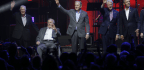 5 Living Ex-Presidents Appear On Stage For Hurricane Relief Concert