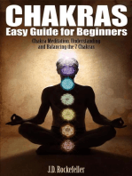 Chakras Easy Guide for Beginners