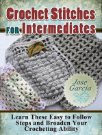 Crochet Stitches For Intermediates