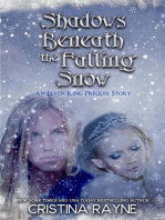 Shadows Beneath the Falling Snow