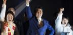 Japanese Elections Strengthen Abe, Reward His Gamble