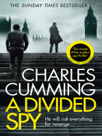A Divided Spy (Thomas Kell Spy Thriller, Book 3)
