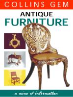 Antique Furniture (Collins Gem)