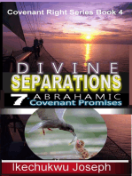 Divine Separations (7 Abrahamic Covenant Promises)