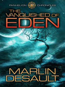 The Vanquished of Eden: Panhelion Chronicles, #2