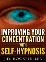 Improving Your Concentration with Self-Hypnosis