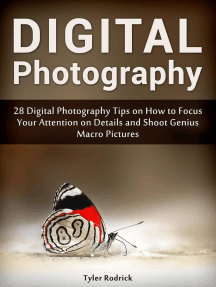Digital Photography: 28 Digital Photography Tips on How to Focus Your Attention on Details and Shoot Genius Macro Pictures