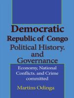 Democratic Republic of Congo Political History. and Governance