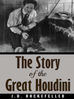 The Story of the Great Houdini