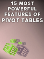 15 Most Powerful Features Of Pivot Tables