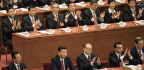 China's Xi Is Elevated To New Level, With Echoes Of Mao