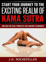 Start Your Journey to the Exciting Realm of Kama Sutra