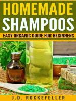 Homemade Shampoos