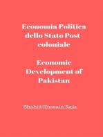 Economia Politica dello Stato Post-coloniale