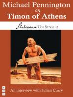 Michael Pennington on Timon of Athens (Shakespeare On Stage)