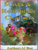 Masks and Homemade Cleansers