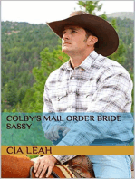 Colby's Mail Order Bride