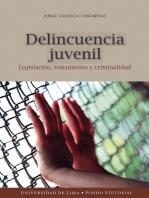Delincuencia juvenil: Legislación, tratamiento y criminalidad