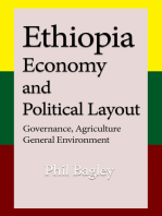 Ethiopia Economy and Political Layout