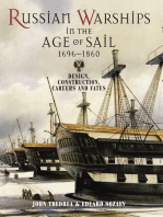 Russian Warships in the Age of Sail 1696 - 1860