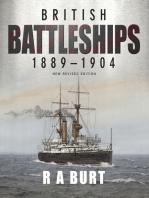 British Battleships, 1889-1904