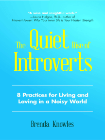The Power Of Introverts Learn To Speak Up Without Raising Volume By Megan Coulter