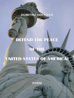 Defend the Peace of the United States of America!