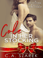 Cole in Her Stocking (A Crossing Forces Christmas)
