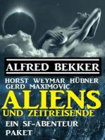 Aliens und Zeitreisende