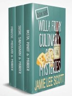 Willa Friday Culinary Cozy Box Set of 3