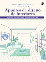 Apuntes de diseño de interiores
