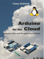 Arduino for the Cloud:: Arduino Yun and Dragino Yun Shield