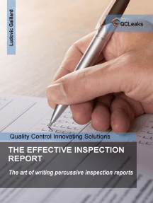 The Effective Inspection Report