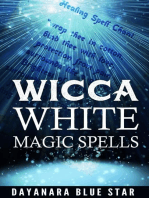 Wicca: White Magic Spells