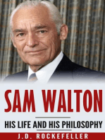 Sam Walton - His Life and His Philosophy