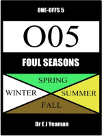 Foul Seasons (One-Offs 5)