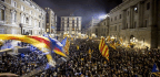 Resist Spain Peacefully, Separatist Leader Urges