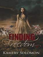 Finding Freedom (The Lost in Time Duet #1)