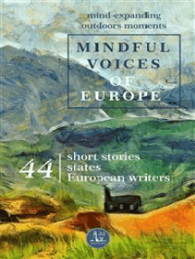 Mindful Voices of Europe: Mind-expanding outdoors moments