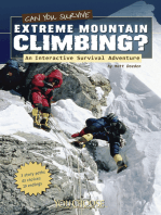 Can You Survive Extreme Mountain Climbing?
