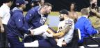 Doctors Stabilize Bears TE Zach Miller's Left Leg in Urgent Surgery