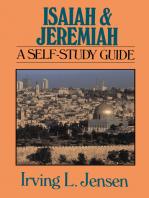 Isaiah & Jeremiah- Jensen Bible Self Study Guide