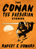 The Conan the Barbarian Stories