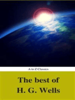 The Best of H. G. Wells (Best Navigation, Active TOC) (A to Z Classics)
