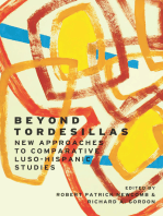 Beyond Tordesillas: New Approaches to Comparative Luso-Hispanic Studies