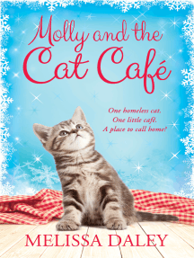 Molly and the Cat Cafe: A Novel