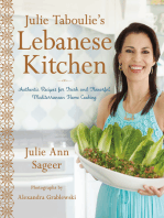 Julie Taboulie's Lebanese Kitchen